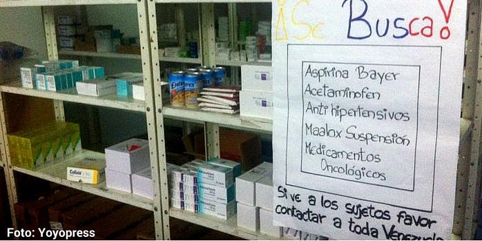 Escasez-medicamentos-venezuela